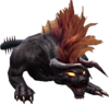Type 0 behemoth render