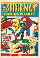 Spider-Man Comics Weekly Vol 1 23