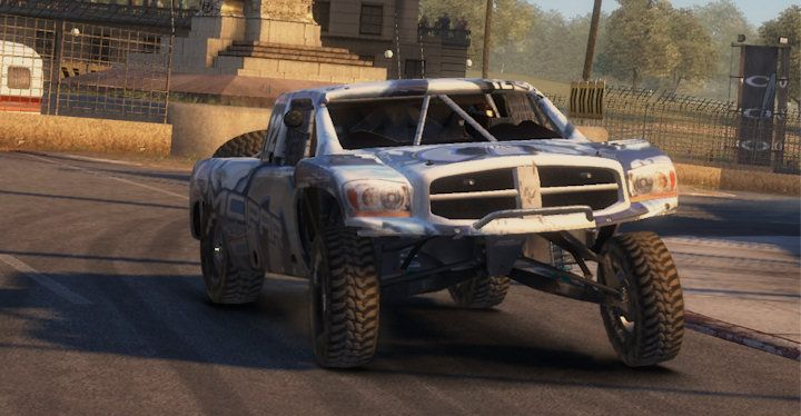 Dodge Ram Truck Games >> Dodge Ram Trophy Truck - Colin McRae Rally and DiRT Wiki