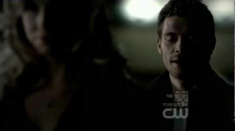 Vampire Diaries 3x15 - Klaus Wants To Get To Know Caroline