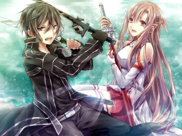 Gambar Anime Pasangan Paling Serasi