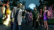 Ts3 supernatural fairyzombie fullmoon