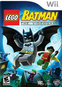 Lego Batman The Videogame Wii (NA)