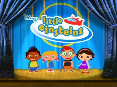 Little Einsteins Theme Song Disney Wiki