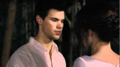 Jacob and Bella I will always love you..