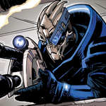 Homeworlds Garrus Vakarian