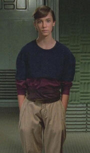 Wesley Crusher screen test