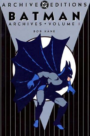 Cover for Batman Archives #1