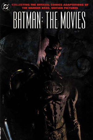 Cover for Batman (Movie Adaptations) #