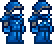 Terraria Cobalt Armor Mask Male Female