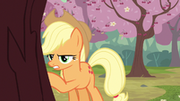 Applejack losing it S2E14