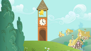 Ponyville clocktower S01E22