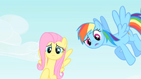 Rainbow Dash 'This afternoon' S1E25