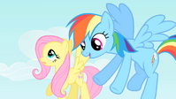 Rainbow Dash 'it feels like a house' S1E25
