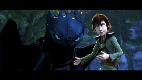 How To Train Your Dragon (2010) - Open-ended Trailer 3 for How To Train Your Dragon