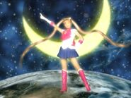 Moon prism power, make up - live action