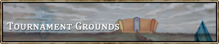 Location banner Tournament Grounds