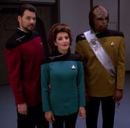 Starfleet dress uniform, 2370