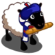 French Beret Sheep-icon