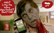 Zombie-phone