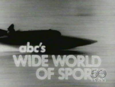ABC Sports' ABC's Wide World Of Sports Video Open From 1962