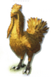 FFXIII2 enemy Chocobo
