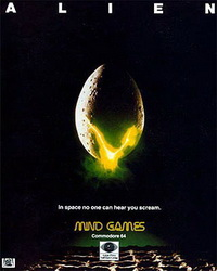 Alien 1984 game