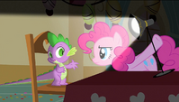 Spike talks about Twilight S1E25