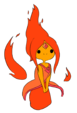 Flame princess by coffeene-d4wiusv