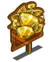 Super Candied Yam Mastery Sign-icon
