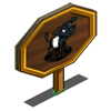 Belted Calf Mastery Sign-icon