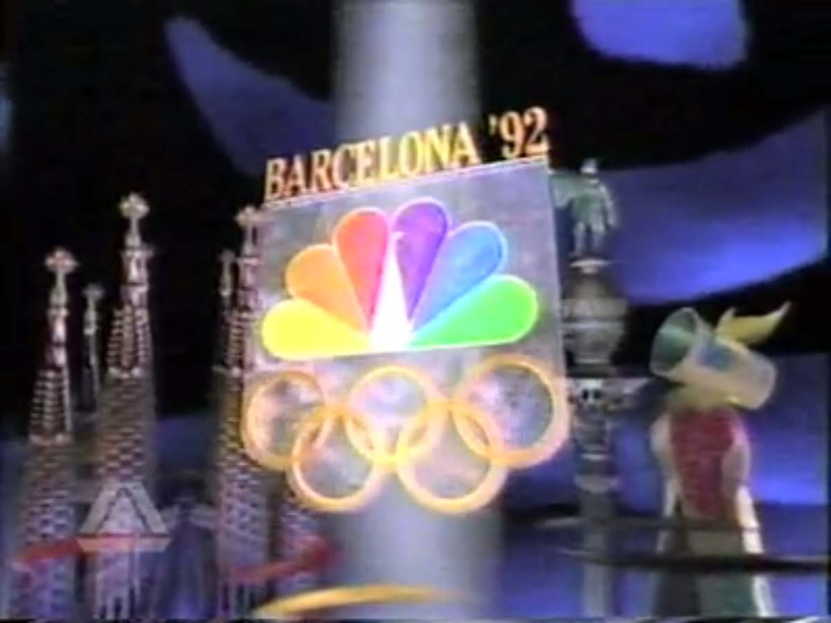 NBC Sports' The 25th Summer Olympic Games Video Open From Summer 1992