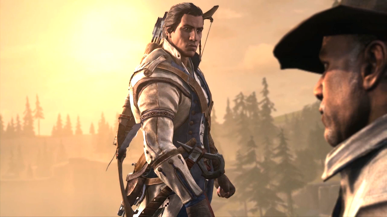 Is Connor S Face The Same Assassin S Creed Iii