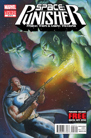 Space Punisher Vol 1 2