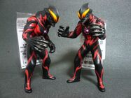 Ultraman Belial toys