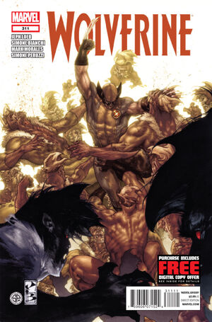 Wolverine Vol 2 311