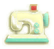 KEY Sewing Machine sprite