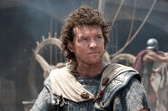 Perseus in Wrath of the Titans