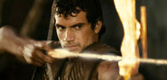 Theseus in Immortals