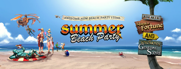 Sizzling Summer 1 Banner