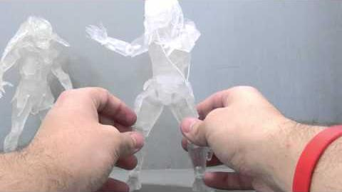 Video Review of the 2012 SDCC Exclusive Cloaked City Predator