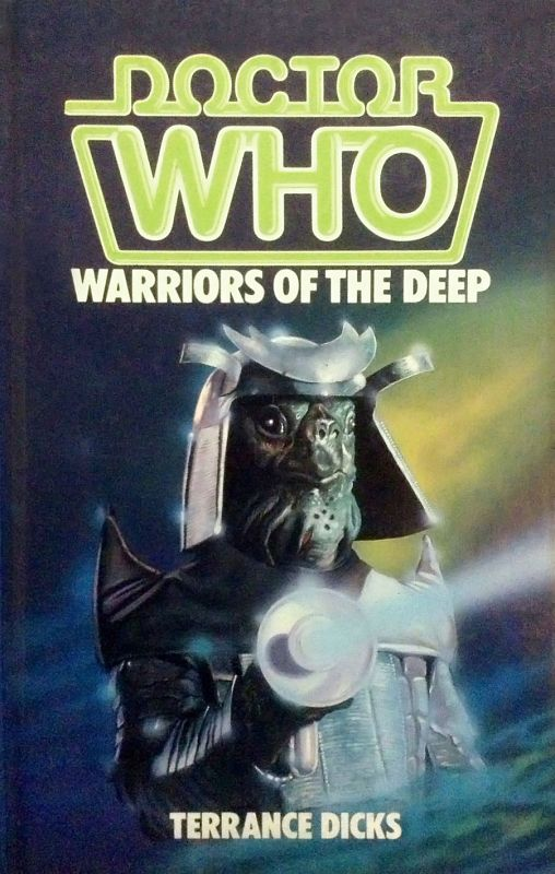 Warriors of the deep hardcover