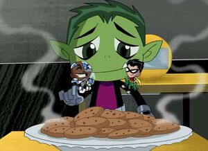 New Teen Titans (Shorts) Stream of Consciences