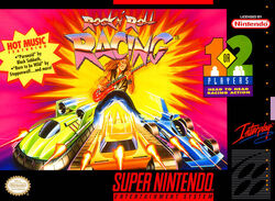 Rock N Roll Racing (SNES) (NA)