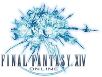 FFXIV logo