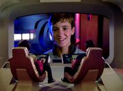 Captain Wesley Crusher