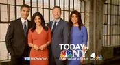 WNBC-TV's News 4 Today In New York Video Promo From May 2012