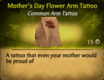 MothersDayFlowerArm