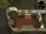 Simple clue overlooking Ardougne market drawers
