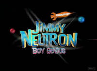 Jimmy Neutron Short Series logo